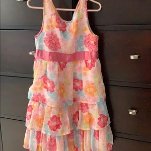 Girls dress size 6/6x Cherokee
